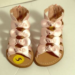 Maggie & Zoe size 5 toddlers Sandals